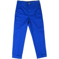 Υφασμάτινα Γυναίκα Παντελόνια Chino/Carrot Fornarina BE171L73G29112 Μπλε