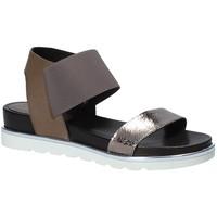 Παπούτσια Γυναίκα Σανδάλια / Πέδιλα Mally 5785 Γκρί