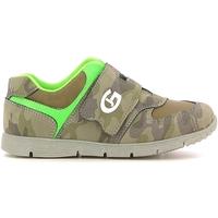 Παπούτσια Παιδί Χαμηλά Sneakers Grunland PP0157 Πράσινος