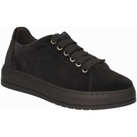 Παπούτσια Γυναίκα Χαμηλά Sneakers Grunland SC3670 Μαύρος