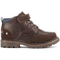 Παπούτσια Παιδί Μπότες Lumberjack SB36801 001 M64 καφέ
