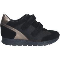 Παπούτσια Γυναίκα Χαμηλά Sneakers Keys 7079 Μαύρος