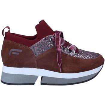 Παπούτσια Γυναίκα Χαμηλά Sneakers Fornarina PI18SL1080VM72 καφέ