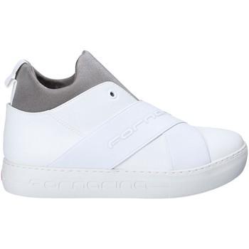 Παπούτσια Γυναίκα Slip on Fornarina PI18YM1063VT09 λευκό