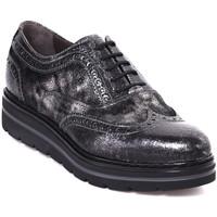 Παπούτσια Γυναίκα Derby NeroGiardini A806371D Γκρί
