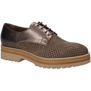 Παπούτσια Γυναίκα Derby Nero Giardini A806560D καφέ