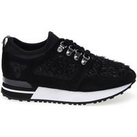 Παπούτσια Γυναίκα Χαμηλά Sneakers Apepazza FNY03 Μαύρος