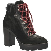 Παπούτσια Γυναίκα Μποτίνια Janet Sport 42901 Μαύρος