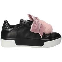 Παπούτσια Γυναίκα Χαμηλά Sneakers Janet Sport 42730 Μαύρος