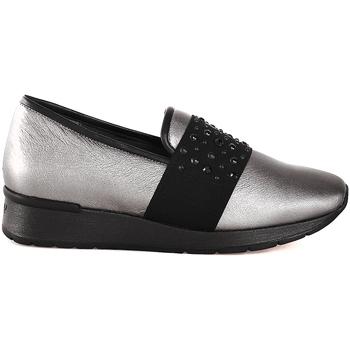 Παπούτσια Γυναίκα Slip on Melluso R25017P Γκρί