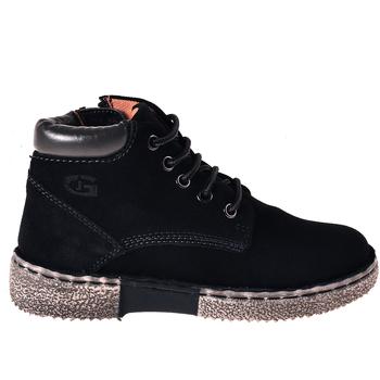 Παπούτσια Παιδί Μπότες Grunland PO1396 Μπλε