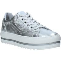 Παπούτσια Κορίτσι Χαμηλά Sneakers NeroGiardini E031560F Ασήμι