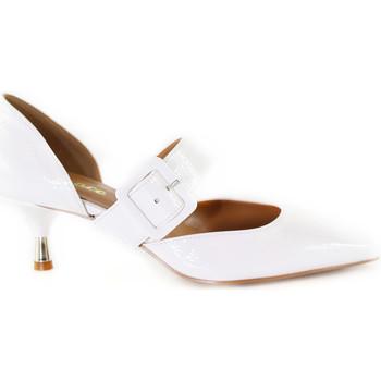 Παπούτσια Γυναίκα Γόβες Grace Shoes 319R004 λευκό