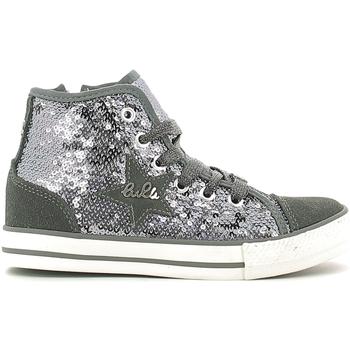 Παπούτσια Παιδί Ψηλά Sneakers Lulu LV010070T Γκρί