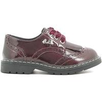 Παπούτσια Παιδί Derby Lulu LL130007S το κόκκινο