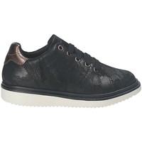 Παπούτσια Κορίτσι Derby Geox J744FA 00077 Μαύρος