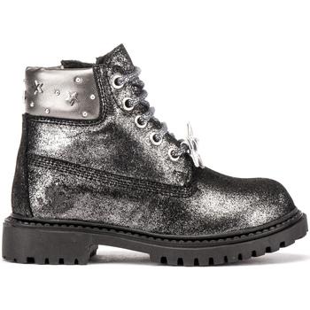 Παπούτσια Παιδί Μπότες Lumberjack SG00101 013 A11 Μαύρος