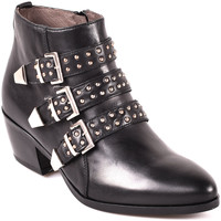 Παπούτσια Γυναίκα Μποτίνια NeroGiardini A806503D Μαύρος