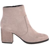 Παπούτσια Γυναίκα Μποτίνια Gattinoni PINVK0763W Μπεζ