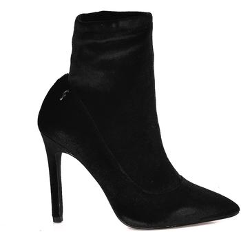 Παπούτσια Γυναίκα Μποτίνια Gattinoni PINZO0778W Μαύρος