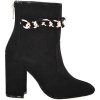 Παπούτσια Γυναίκα Μποτίνια Gattinoni PINOD0784W Μαύρος
