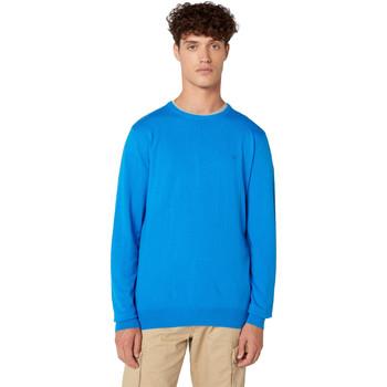 Υφασμάτινα Άνδρας Πουλόβερ Wrangler W8A0PDXKL Μπλε