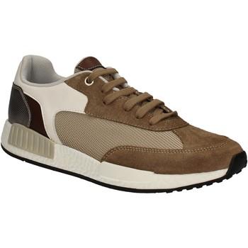 Παπούτσια Άνδρας Χαμηλά Sneakers Keys 3061 καφέ