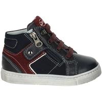 Παπούτσια Παιδί Ψηλά Sneakers Nero Giardini A823210M Μπλε