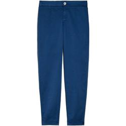 Υφασμάτινα Γυναίκα Παντελόνια Chino/Carrot NeroGiardini E060100D Μπλε
