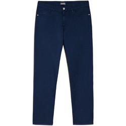 Υφασμάτινα Άνδρας Παντελόνια Chino/Carrot NeroGiardini E070630U Μπλε