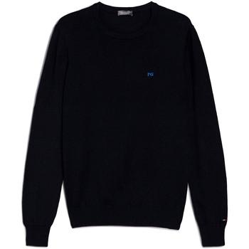 Υφασμάτινα Άνδρας Πουλόβερ NeroGiardini E074580U Μπλε