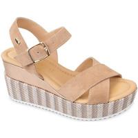 Παπούτσια Γυναίκα Σανδάλια / Πέδιλα Valleverde 32435 Μπεζ