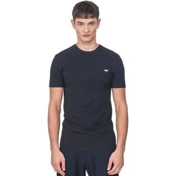 Υφασμάτινα Άνδρας T-shirt με κοντά μανίκια Antony Morato MMKS01737 FA120022 Μπλε