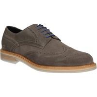 Παπούτσια Άνδρας Derby Rogers 8950A Γκρί