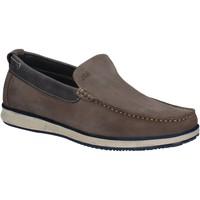 Παπούτσια Άνδρας Μοκασσίνια Braking 5966 Γκρί