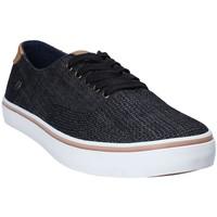 Παπούτσια Άνδρας Χαμηλά Sneakers Wrangler WM181012 Μαύρος