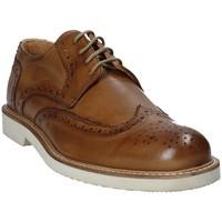Παπούτσια Άνδρας Derby Exton 9190 καφέ