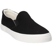 Παπούτσια Άνδρας Χαμηλά Sneakers Gas GAM810165 Μαύρος