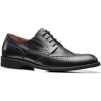 Παπούτσια Άνδρας Derby Stonefly 110769 Μαύρος