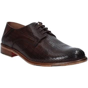 Παπούτσια Άνδρας Derby Exton 3102 καφέ
