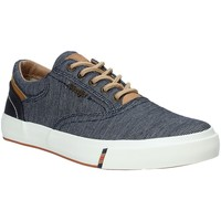 Παπούτσια Άνδρας Χαμηλά Sneakers Wrangler WM91120A Μπλε