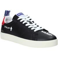 Παπούτσια Άνδρας Χαμηλά Sneakers Gas GAM914022 Μαύρος