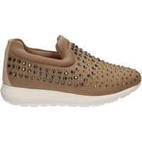Παπούτσια Γυναίκα Slip on IgI&CO 7763 Μπεζ