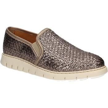 Παπούτσια Γυναίκα Slip on Maritan G 160760 Ασήμι