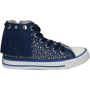 Παπούτσια Παιδί Ψηλά Sneakers Lulu LV010074T Μπλε