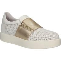 Παπούτσια Γυναίκα Slip on Exton 1904 λευκό