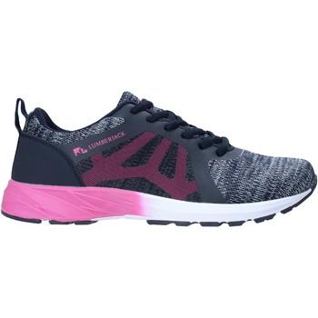 Παπούτσια Γυναίκα Χαμηλά Sneakers Lumberjack SW71311 001 C27 Μπλε