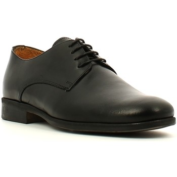 Παπούτσια Άνδρας Derby Rogers 1042B Μαύρος