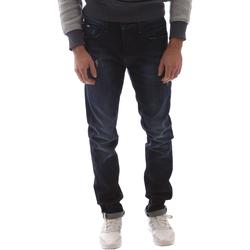 Υφασμάτινα Άνδρας Skinny Τζιν  Gas 351144 Μπλε