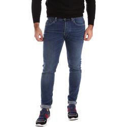 Υφασμάτινα Άνδρας Skinny jeans Gas 351276 Μπλε